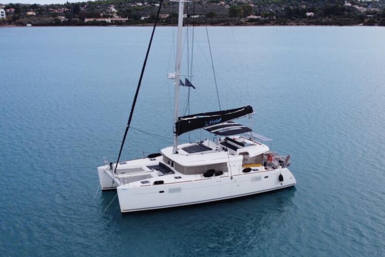 Lagoon 450 - Marmar - Sail your Myth