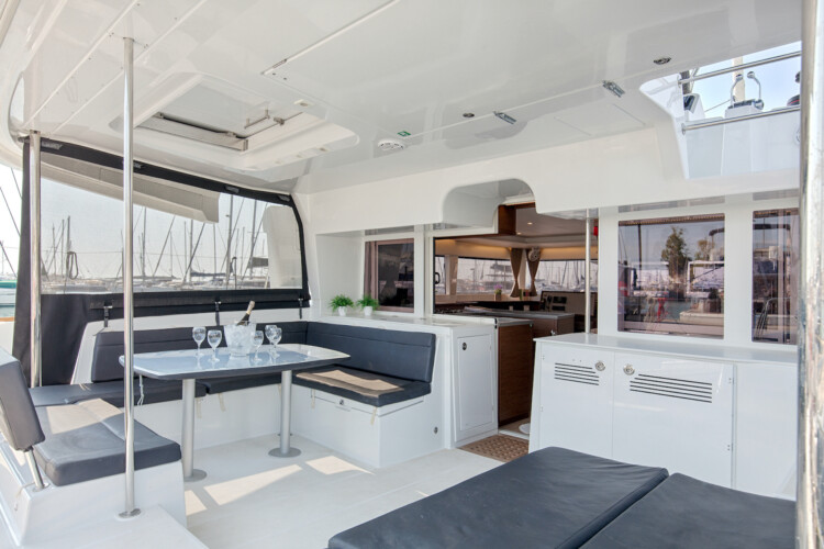 Lagoon 450f - Relax - Sail your Myth