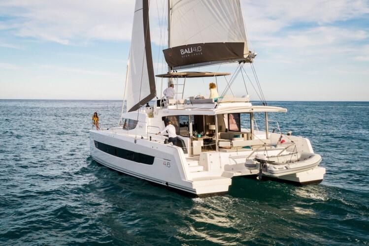 Bali 4.6 - Freedom - Sail Your Myth
